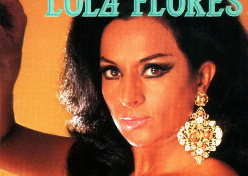 "Homenaje a Lola Flores ""La Faraona"""
