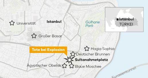 Atentado en Estambul: el agresor era miembro de Daech