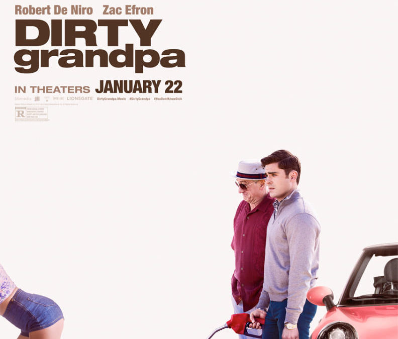 Dirty Grandpa: Review de la pelicula