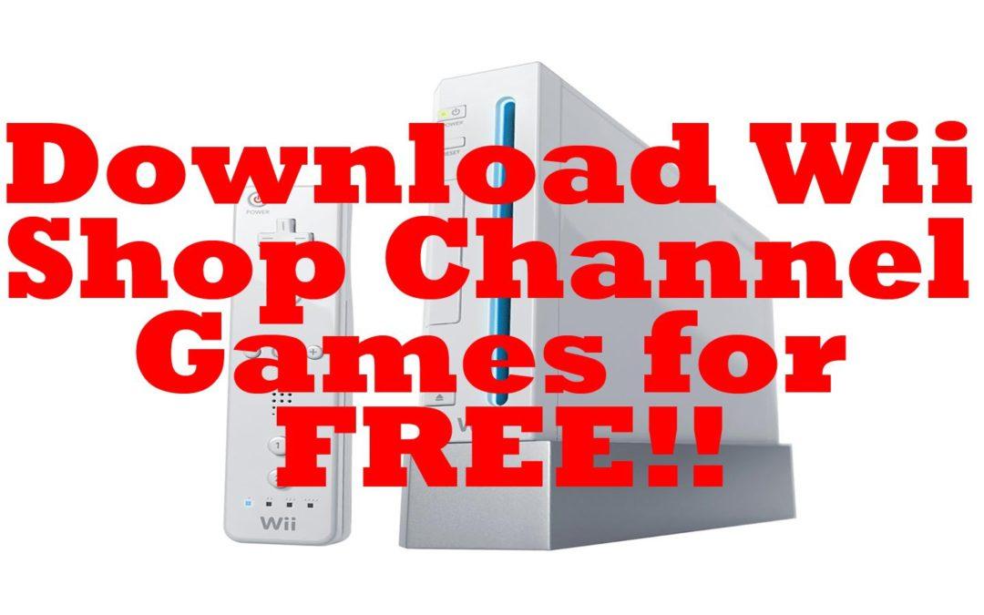 Juegos para Wii gratis