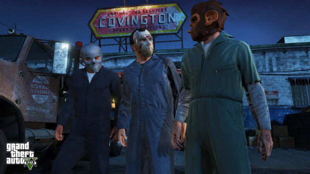 Grand Theft Auto 5 Empezar de nuevo