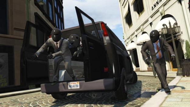 grand theft auto 5 haciendo dinero